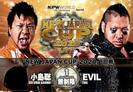 NJPW: Resultados día 4 New Japan Cup 2020