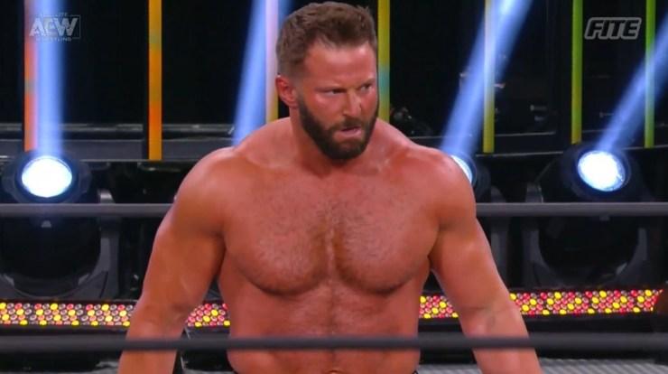 Matt Cardona llega a los AEW Dynamite vs WWE NXT.