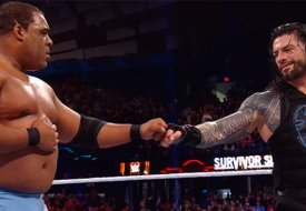 """Roman Reigns felicita a Keith Lee y le pide un """"mano a mano"""""""