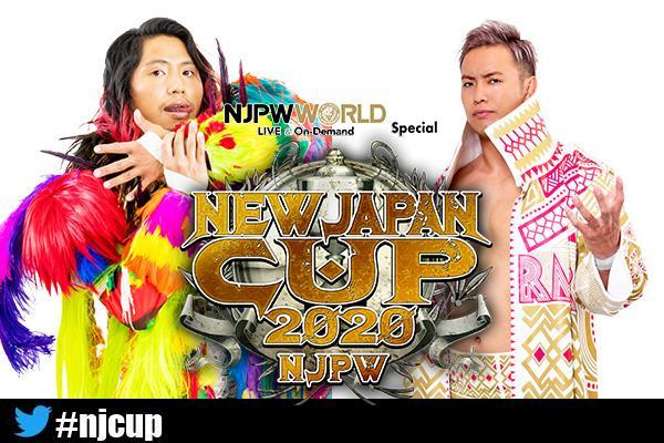 Ya tenemos finalistas: Resultados día 8 New Japan Cup 2020