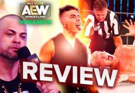AEW Dynamite dobla en rating a WWE NXT y acá tenemos el análisis en video del programa
