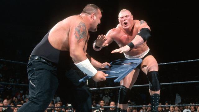 Big Show agradece a Brock Lesnar por el resurgimiento de su carrera