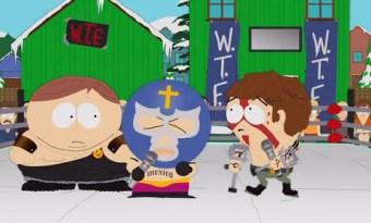 """WTF"": lucha libre en South Park"