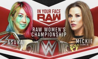 Resultados Monday Night RAW 14.09.2020