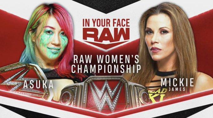Resultados Monday Night RAW 14.09.2020