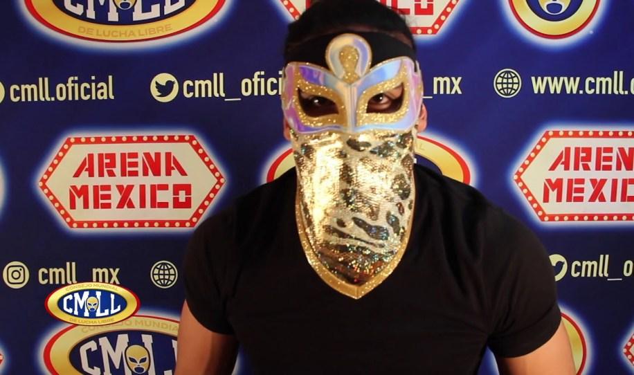 Bandido dio positivo por Covid y no estará en el aniversario 87 de CMLL
