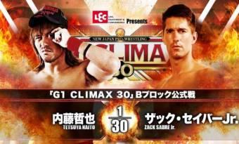 Resultados NJPW G1 Climax 30 – Día 4 24.09.2020