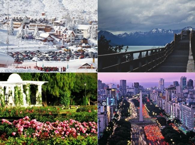 países-que-não-precisam-de-visto-argentina