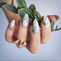 nail-art-mármore
