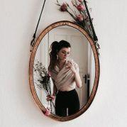 Inspiração: fotos com espelhos