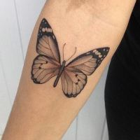 Tatuagens de borboletas para você se inspirar