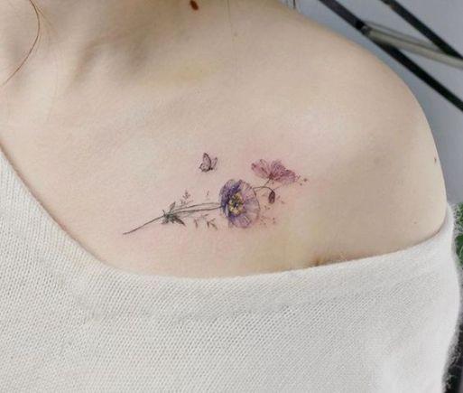 Instagram: @tattooist_flower