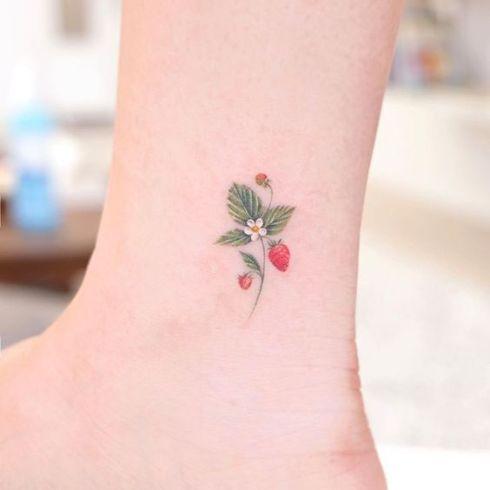 tatuagens pequenininhas