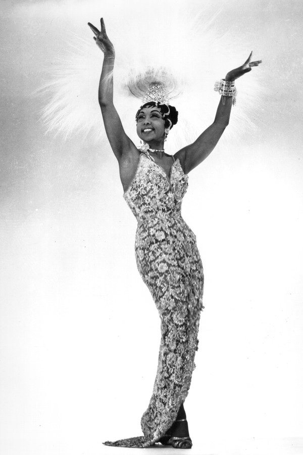 Josephine Baker (Foto: Getty Images)