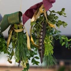 Hello, mistletoe!