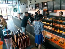 Interior Starbucks JI Expo