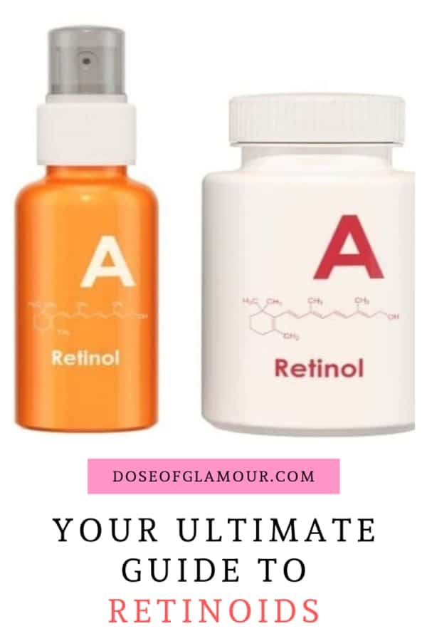 YOUR ULTIMATE GUIDE TO RETINOIDS