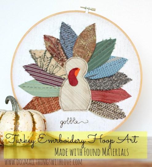 turkey hoop