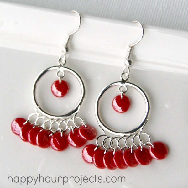 25 DIY Earring Tutorials Do Small Things With Great Love