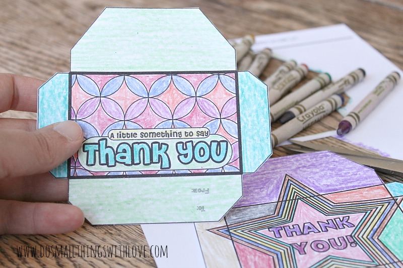 Gift Card For Teachers Free Printable