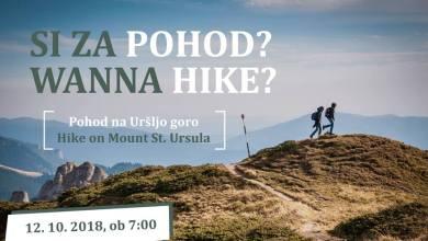 Photo of Si za pohod? / Wanna hike?