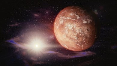 Photo of Nasa želi v 25 letih poslati ljudi na Mars