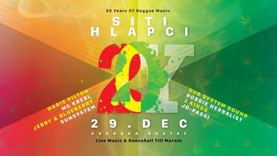 Photo of SiTi HLAPCi 20 LET / Reggae PARTY