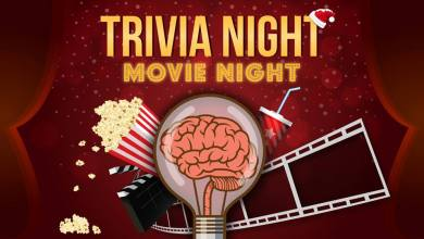 Photo of Trivia night – Movie night