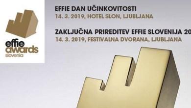 Photo of Effie Slovenija izbira najučinkovitejše kampanje v Sloveniji