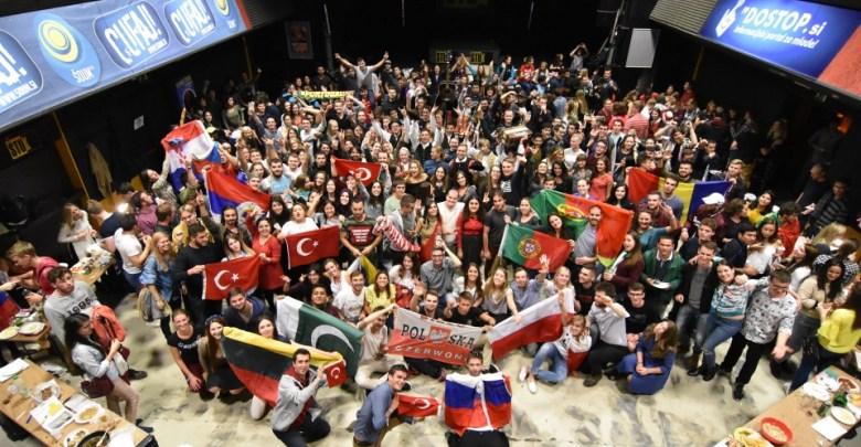 Erasmus International dinner 2018