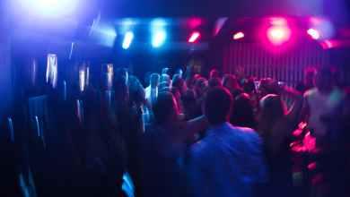 Zabava v klubu