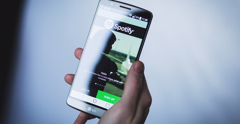 spotify mobilna aplikacija