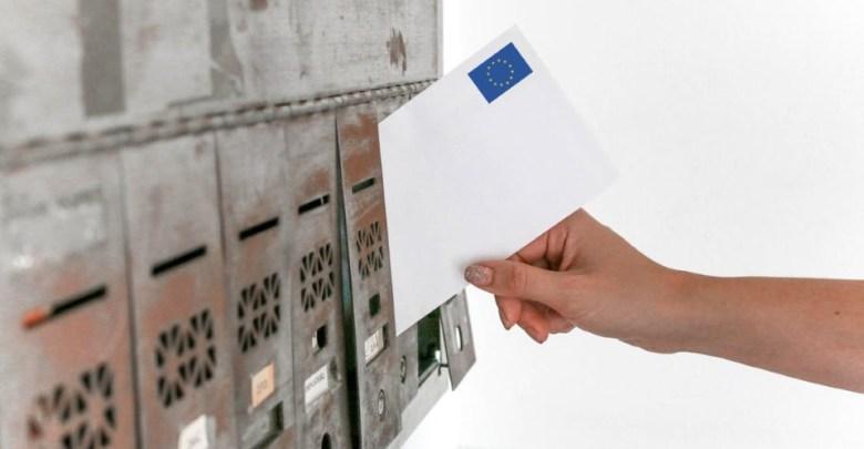 EU volitve oddaja glasov