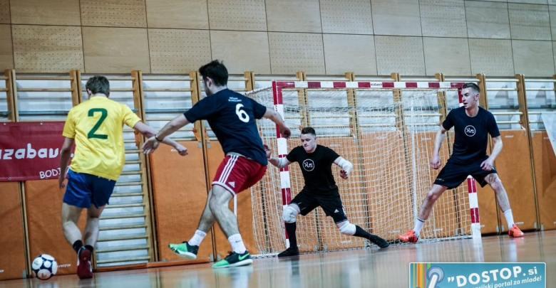 Finale študentske futsal lige 2019 - KURS proti ŠKSG