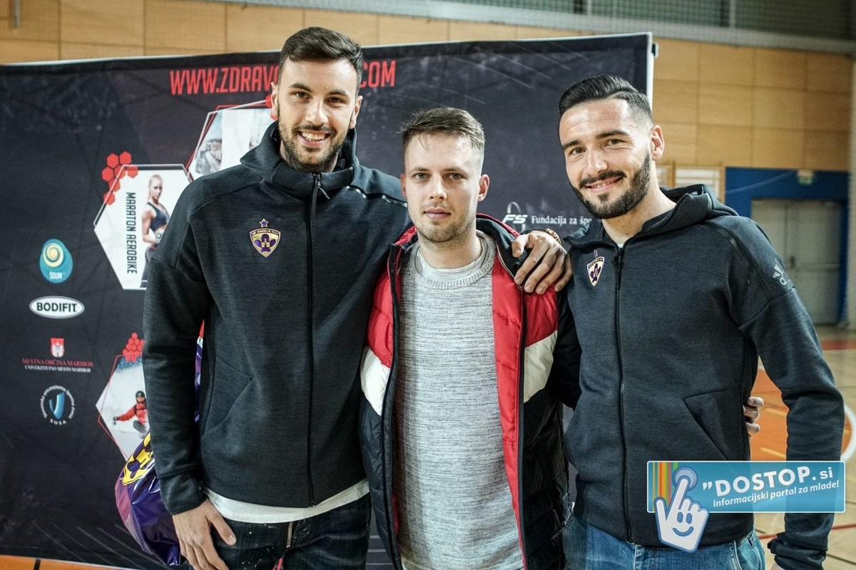 Finale študentske futsal lige 2019 - Najboljši igralec lige