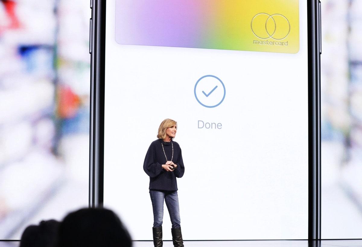 Predstavitev Apple Card