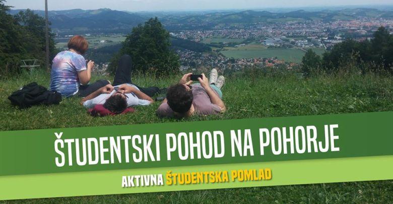 Študentski pohod Pohorje