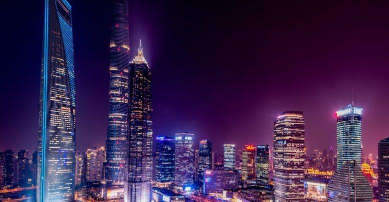 Huangpu Qu, Shanghai Shi, China - Kitajska