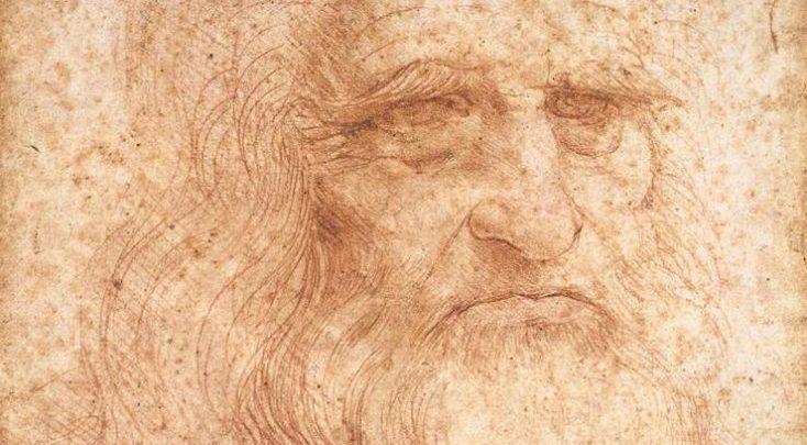 Leonardo da Vinc - samo portret