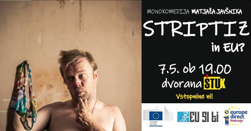 Striptiz in EU