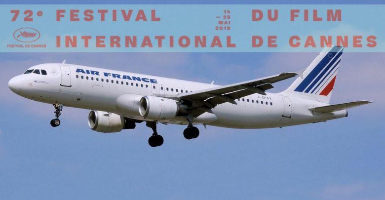 Air france, Cannes