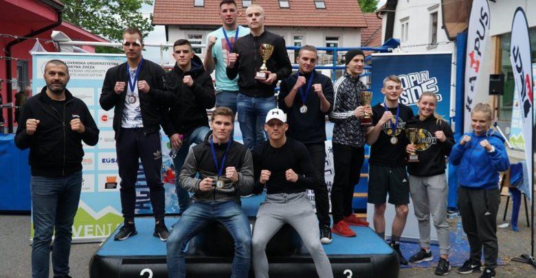 boks, univerzitetno prvenstvo v boksu, najlažji moški kategoriji, DUP,