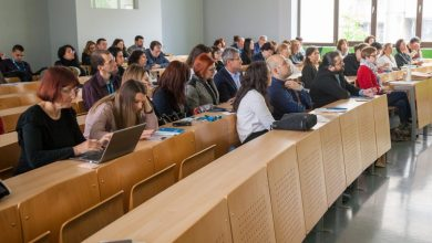 Photo of Mednarodni teden in 50 predstavnikov univerz na EPF