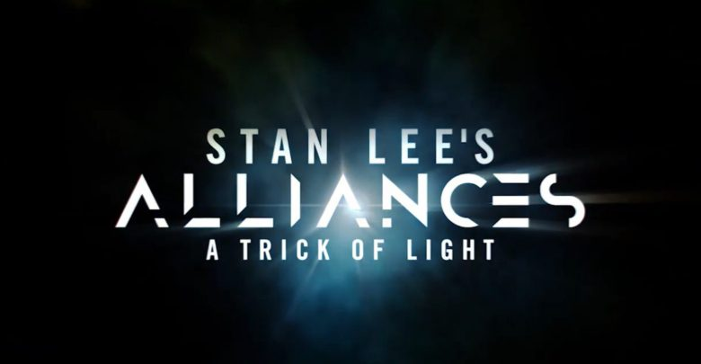 Stan Lee, roman, A Trick of the Light, Yara Shahidi