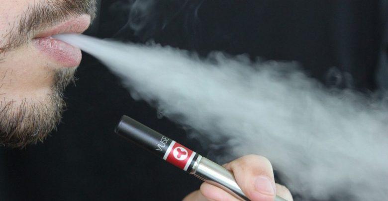 Elektronske cigarete, nikotin