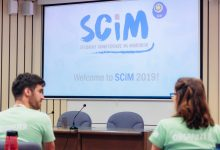 Photo of Začela se je 21. Študentska konferenca SCiM!