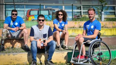 Photo of Raper Trkaj pripravlja himno športnikov invalidov