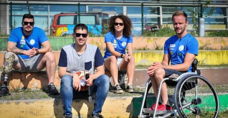 Trkaj, himna, invalidi, paraolimpijske igre
