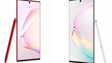 Photo of Samsung predstavlja novo generacijo mobilnikov Galaxy Note