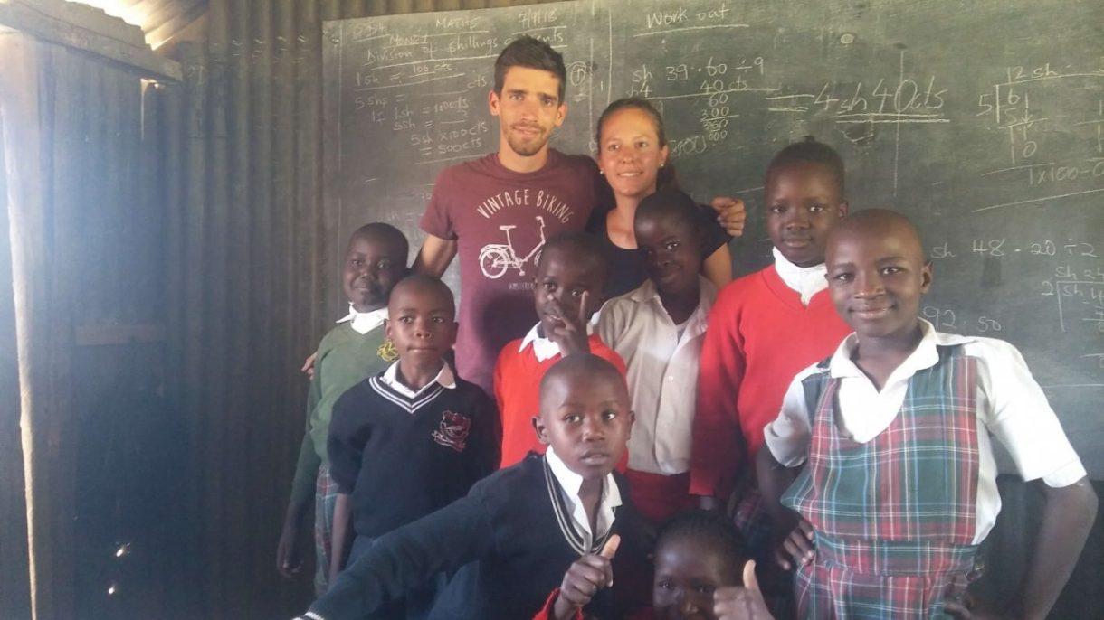 Študent vandra, zadnje študijsko leto, profesorja, HelpStay, Rangweno, ŠOUM, tujina, Kenija, Življenje v Afriki, NinaHORVAT,